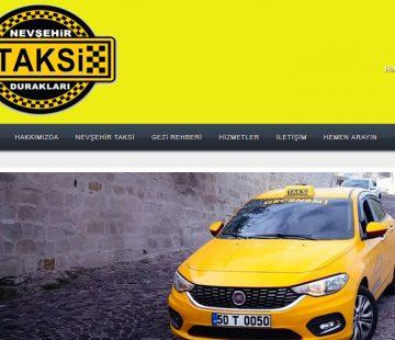 Nevşehir Taksi Durakları