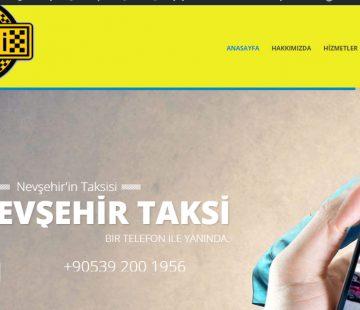 Nevşehir Taksi