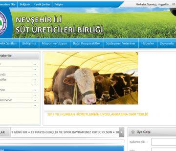 Nevşehir Süt Üreticileri Birliği