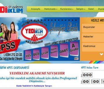 Yediiklim Akademi Nevşehir